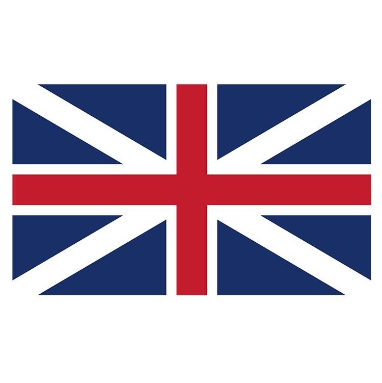 Bandiera great Britain